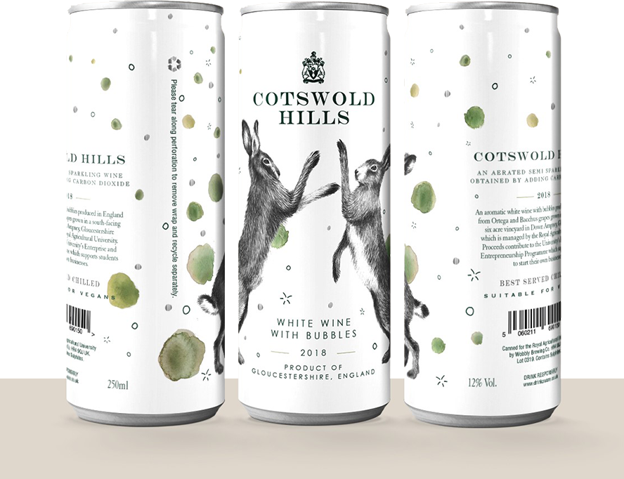 Cotswold Hills Sparkling Wine