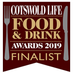 Cotswold Life Food & Drink 2019 Finalist